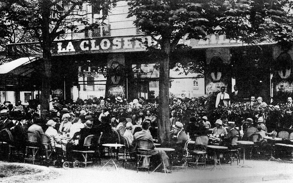 The Closerie Lilas