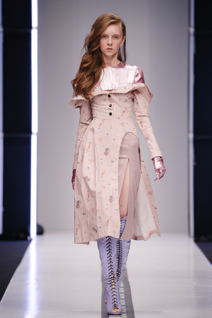 День 3. Mercedes-Benz Fashion Week Russia