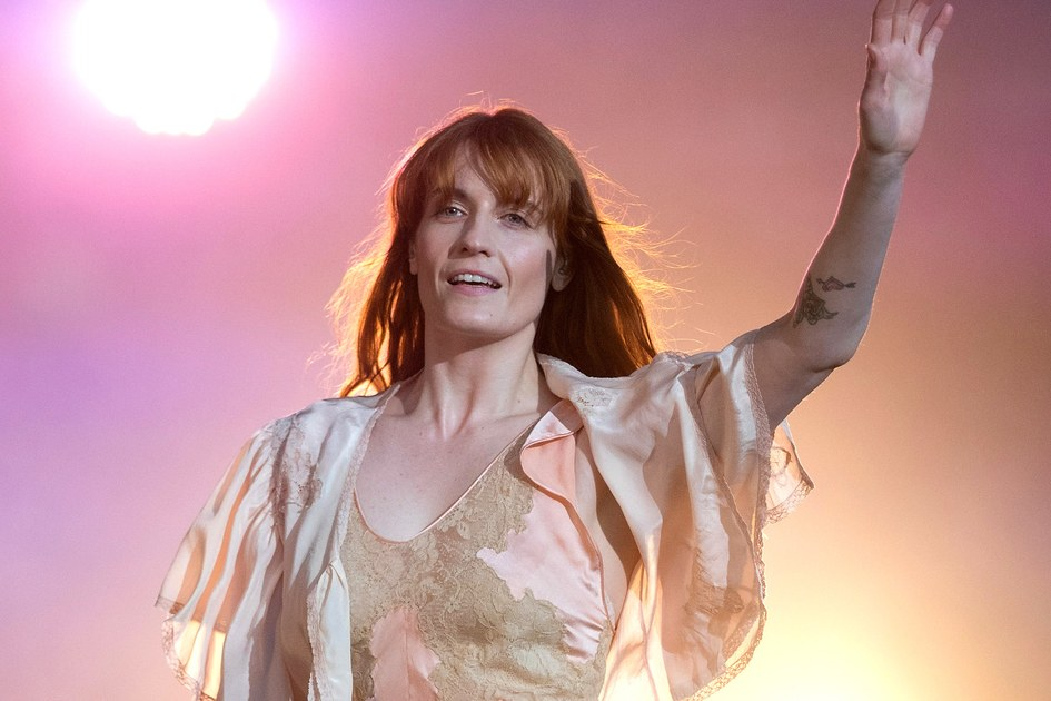Florence and the Machine «High as Hope»